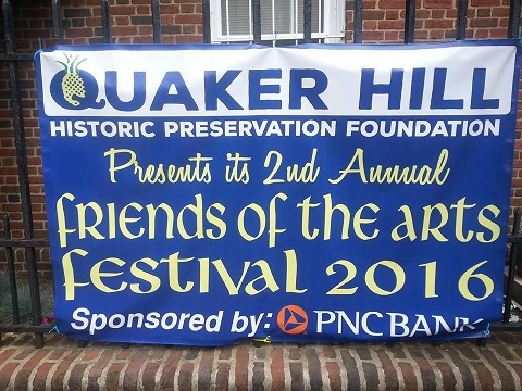 Quaker Hill Banner